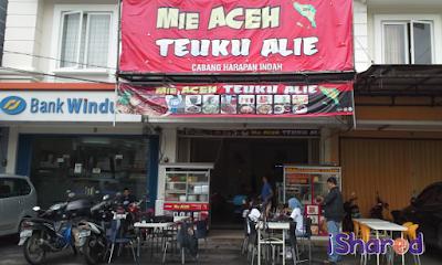 Mie Aceh Teuku Ali, Mie Aceh dengan Cita Rasa Asli Aceh