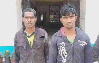 সীমান্তে দুই বাংলাদেশী গরু পাচারকারি কে আটক করলো বিএসএফ জওয়ানরা | UBG NEWS