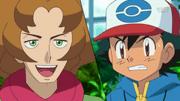 Capitulo 23 Temporada 14: ¡Combatiendo por amor a los Pokémon de tipo Bicho!