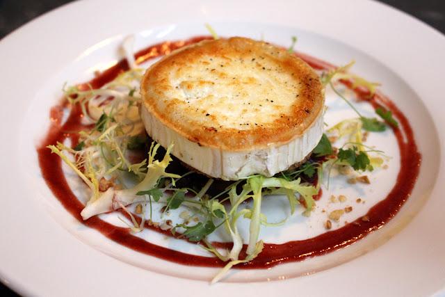 Starter at Kettners Brasserie, Soho, London - restaurant blogger