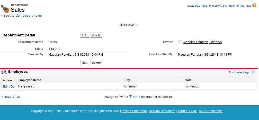 Infallible Techie How To Hide And Show Related Lists In Salesforce