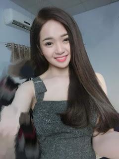 Gái xinh facebook hot girl Hoàng Thanh Trúc