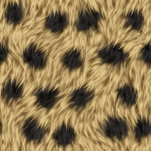 Soft Fur Pattern 2