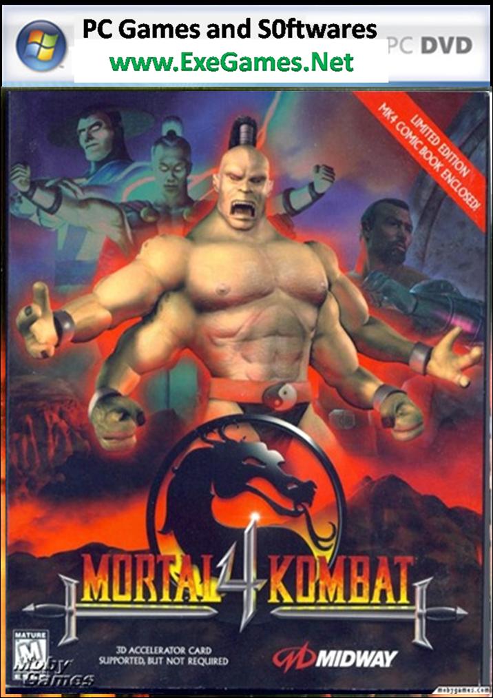 pc games mortal kombat 4 - photo#23