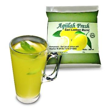 De Lemon Jus Ekstrak Sari Lemon Organik, Madu dan Royal Jelly