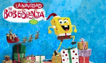 Spongebob Christmas Special.Nickalive Nickelodeon Latin America And Nickelodeon Brazil