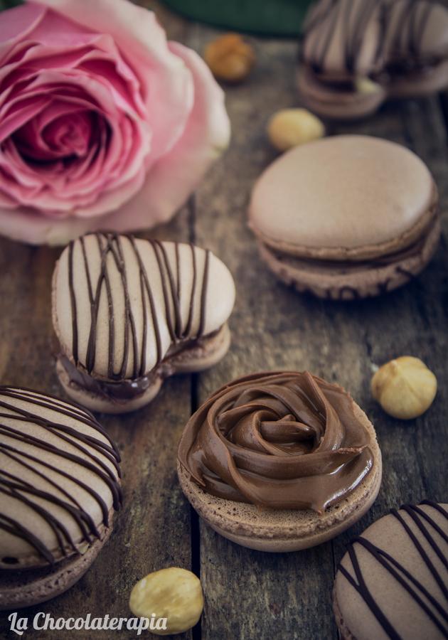 macarons-chocolate-nocilla-nutella-san-valentin
