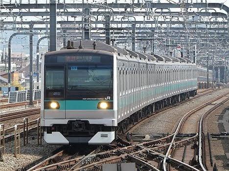 【ダイヤ改正で新登場】E233系2000番台の急行 向ヶ丘遊園行き