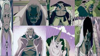 Tokoh Legenda One Piece Manakah Yang Terkuat ?? - Diskus OP - Diskusi One Piece