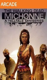 Untitled - The Walking Dead Michonne (Xbox 360 RGH) Ep 1, 2, 3