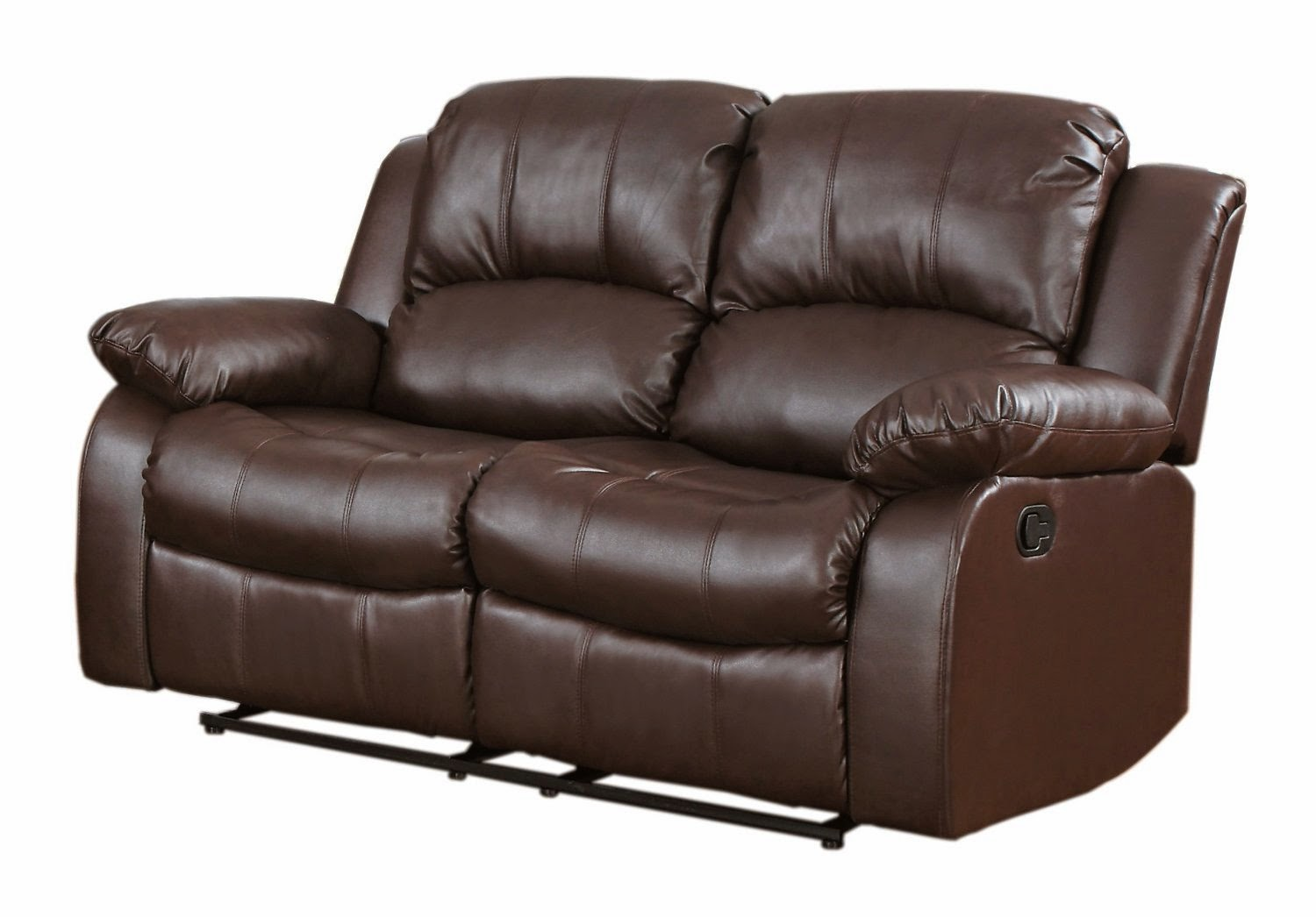 The best reclining sofa reviews reclining leather couches for sale Reclining loveseat sale