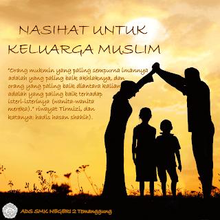 Nasihat Untuk Keluarga Muslim