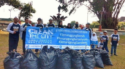 clean the city 2019