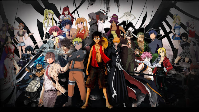 Lika-Liku Pembuat Anime Manga