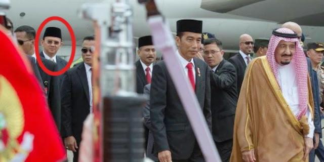 Raja Salman Datang Ke Indonesia, 2 Kebohongan Ahok Terbongkar