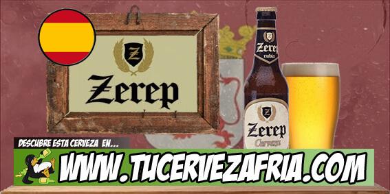 Análisis Cerveza ZEREP Rubia
