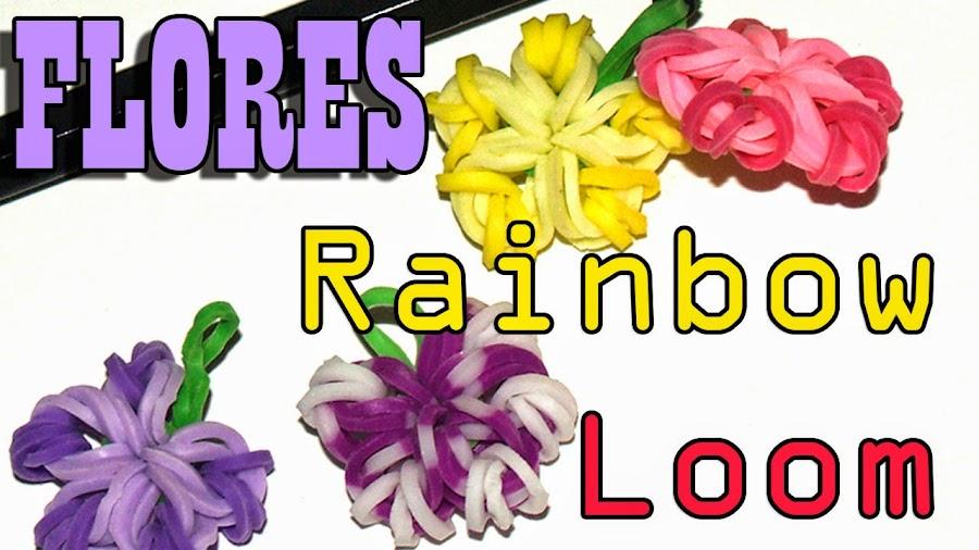 flores rainbow loom