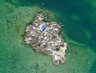 10 Pulau Paling Padat Di Dunia