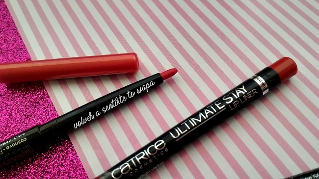 Descatalogados de Catrice - Ultimate Stay Lipliner