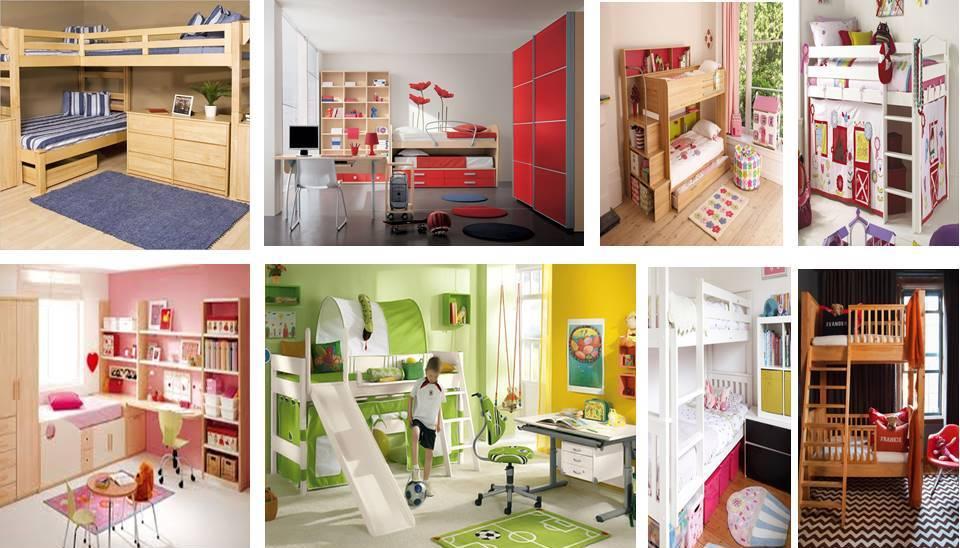 Small Children\'s Room Design Ideas - Decor Units