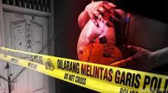Istri dan Ibu sang Tersangka Mutilasi prempuan hamil Shock dan Pingsan dikala Didatangi Polisi