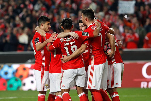Image result for benfica 2017