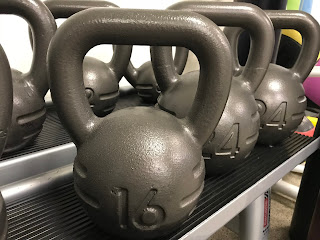 workout, lifting, heavy, kettlebells, fit, gym