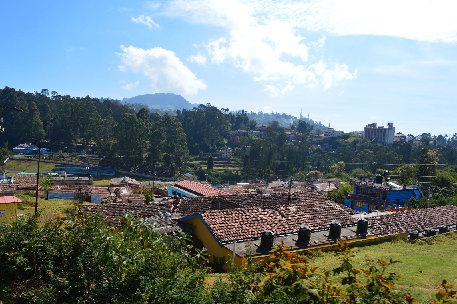 Ooty;coonoor;landscape;tamil nadu;south;india