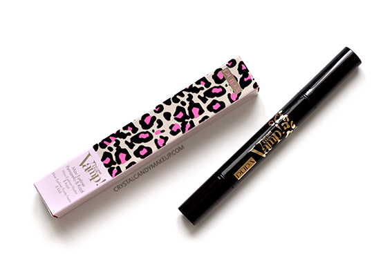 PUPA Vamp Duo Liner Kajal 001 Deep Black Review
