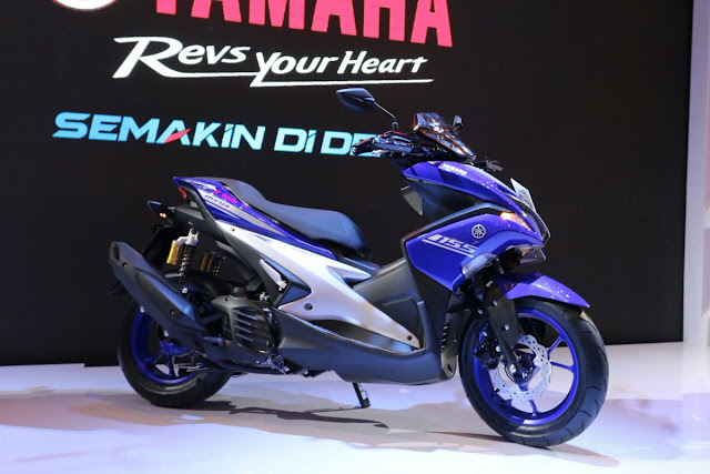 Laris dipasaran, Ini keunggulan Yamaha Aerox 155 VVA yang perlu kamu ketahui