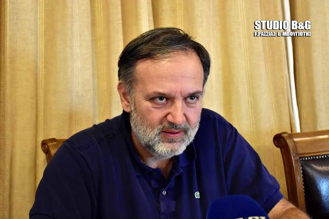 Χειβιδόπουλος: Δεν χρειάζομαι ούτε επιθυμώ την εμπιστοσύνη του Δημάρχου Άργους - Τον καλώ να  συνετιστεί