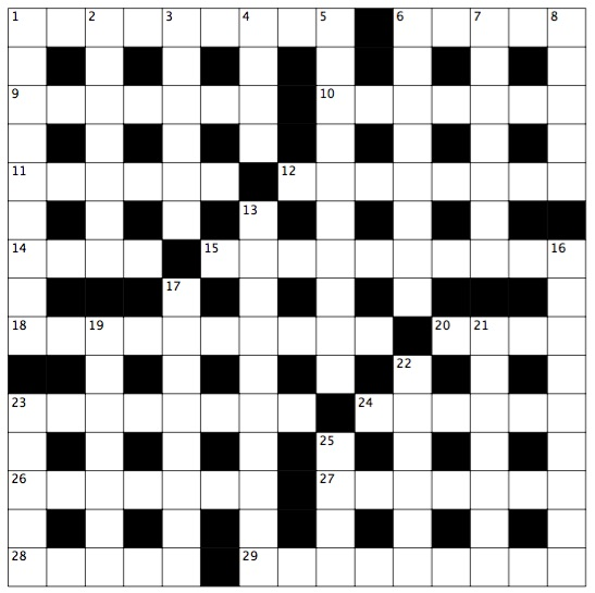 Rich French Cake Crossword