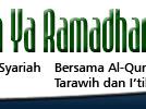 Program Spesial Ramadhan 1434 H