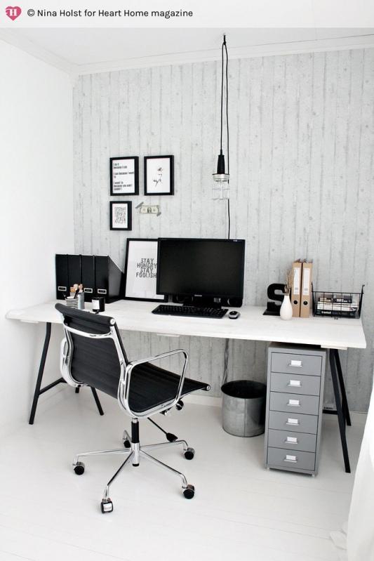 silla de despacho eames