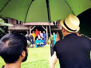 Photoshoot bersama Wan Izhar Abu Bakar