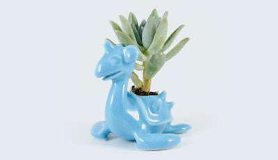 Lapras Ceramic Planter