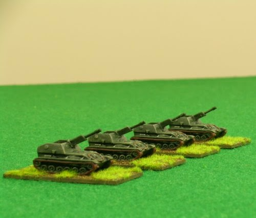 Light Self-propelled Regiment with SU 76 picture 3