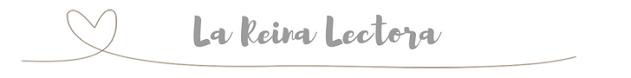 blog de reseñas de libros La reina lectora