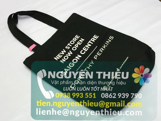 May túi vải không dệt giá rẻ, cung cấp túi vải không dệt in thương hiệu,may túi vải quảng cáo giá rẻ