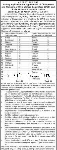 Assam-Social-Welfare-Recruitment-Notification-2017
