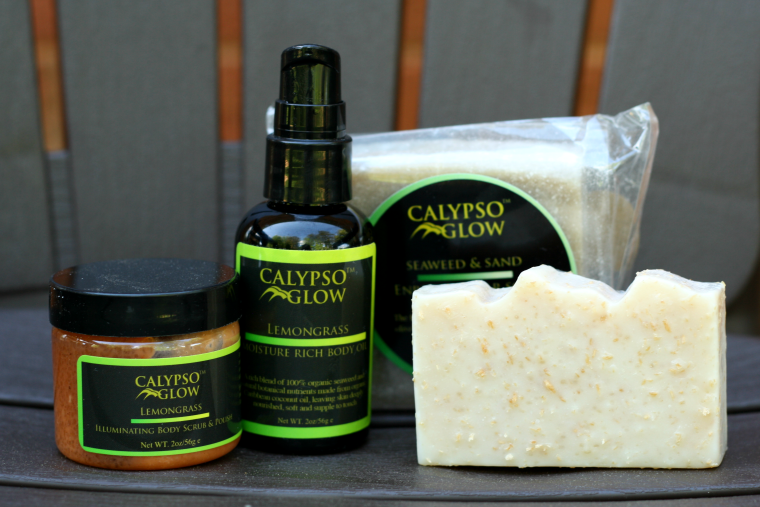calypso glow organic skincare