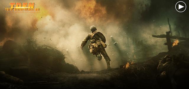 Primul trailer oficial pentru filmul Hacksaw Ridge, drama despre al Doilea Război Mondial