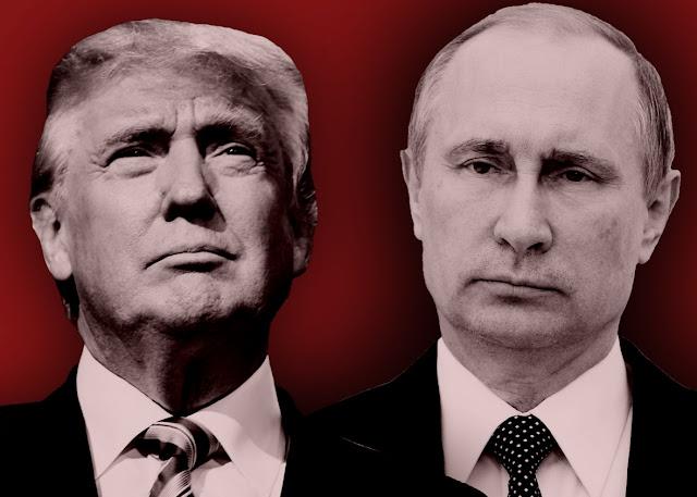 Ντιλ Πούτιν-Τραμπ με σφραγίδα... Κίσινγκερ