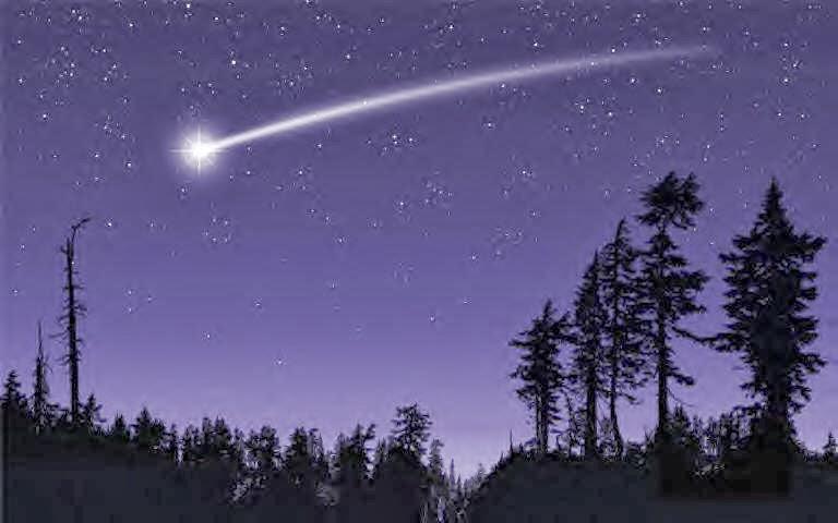 Hasil gambar untuk gambar bintang jatuh