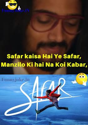 Safar kaisa Hai Ye Safar Bhuvan Bam latest Song lyrics !