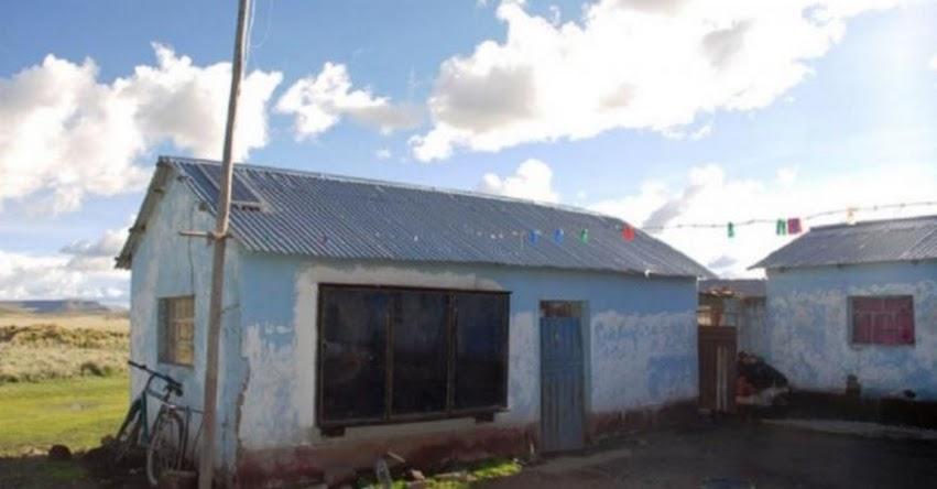 MINEDU construye 5 aulas de confort térmico en zonas altas de Arequipa