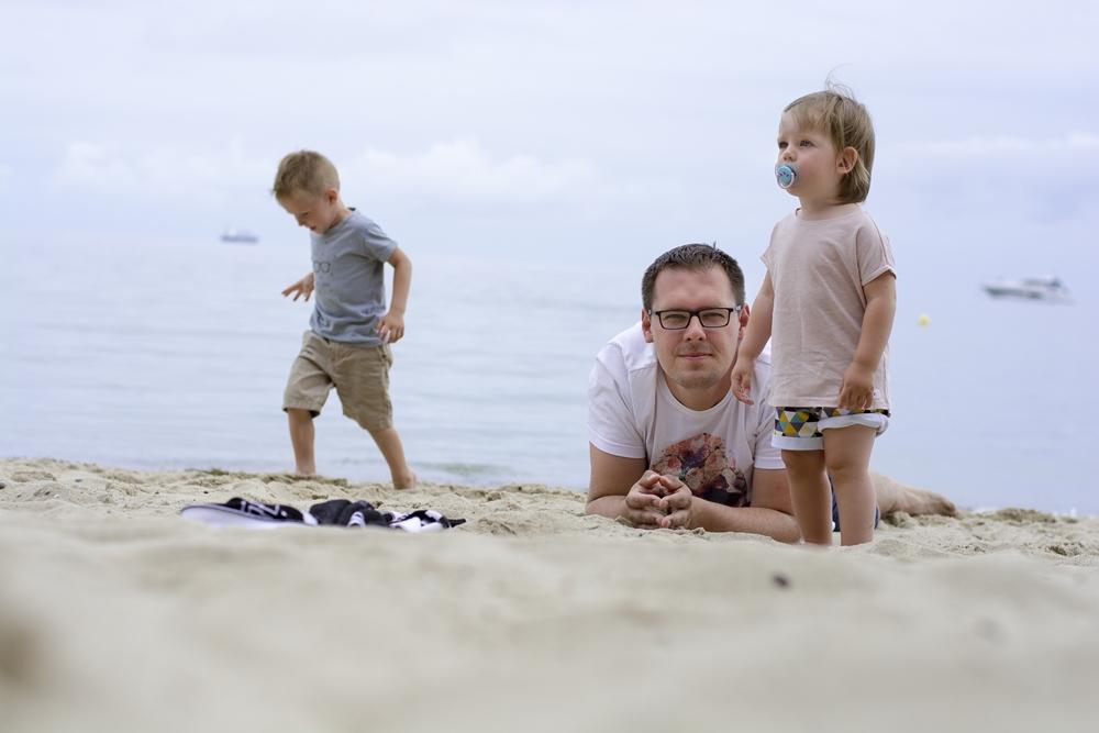 jak być dobrym tatą