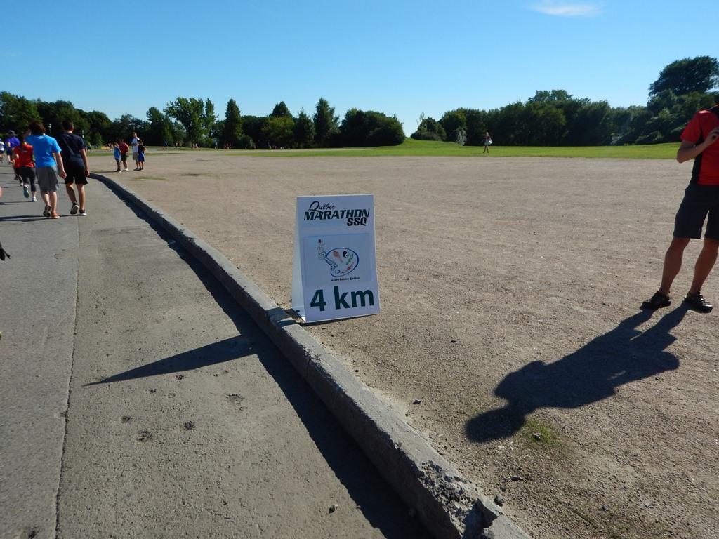 Corrida em Quebec