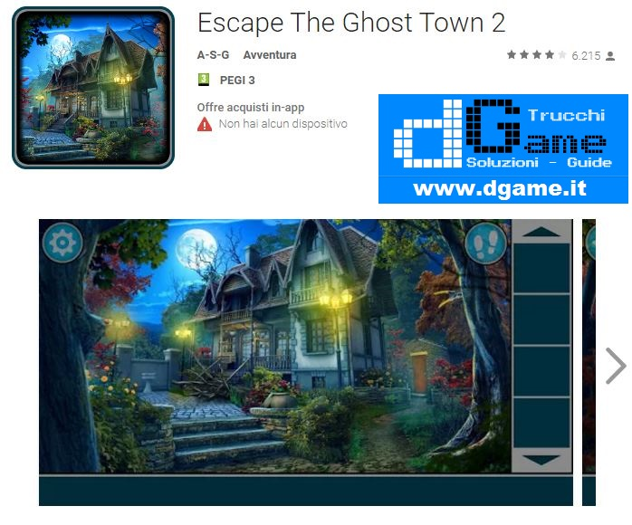 Soluzioni Escape The Ghost Town 2 di tutti i livelli | Walkthrough guide