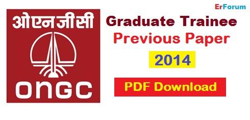 ongc-2014-paper-pdf-download